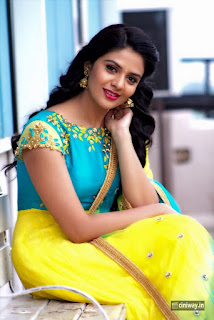 Sree Mukhi Latest Photoshoot