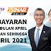 Pembayaran i-SINAR Dilaksanakan Sehingga 16 April. Semak sekarang !