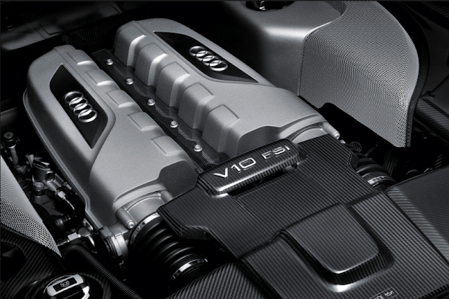 2018 Audi Q9 Engine