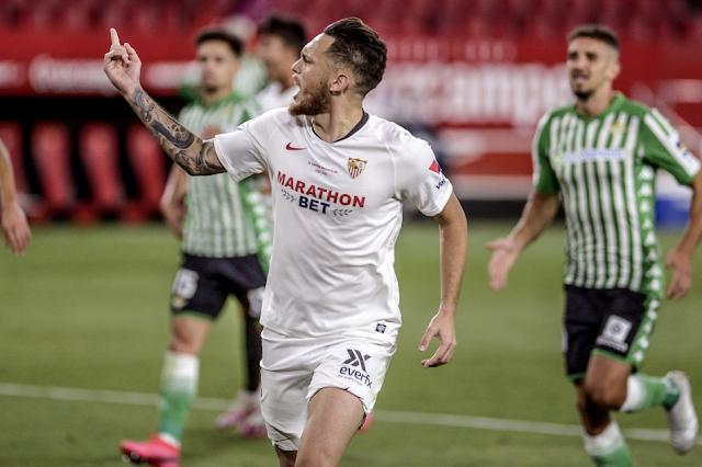 Crónica Sevilla FC 2 - Real Betis 0