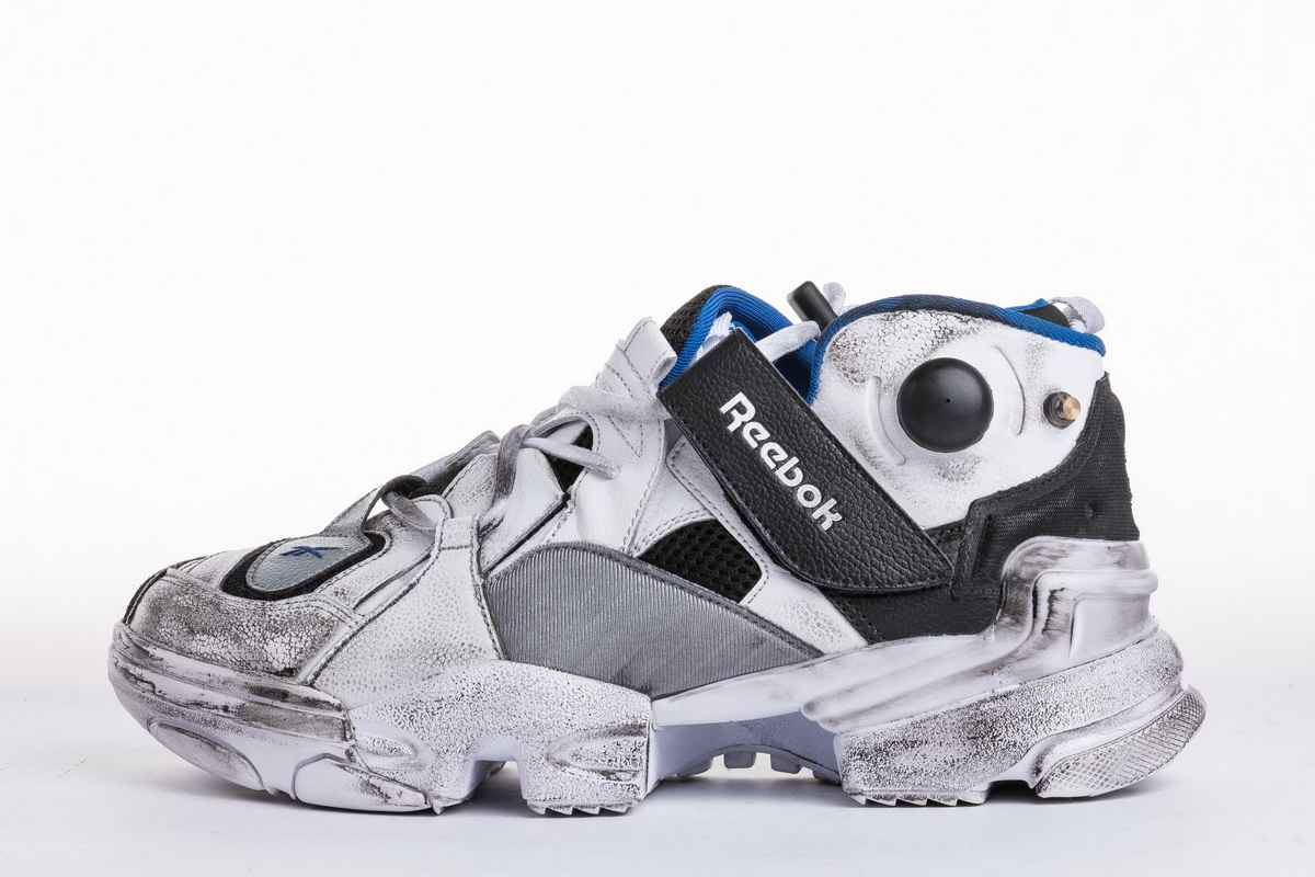 : vetements reebok genetically modified
