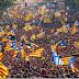 Στρατιωτικός νόμος στην Καταλονία: Αγριο ξύλο και συγκρούσεις