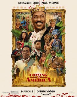 Coming 2 America Full Movie Download