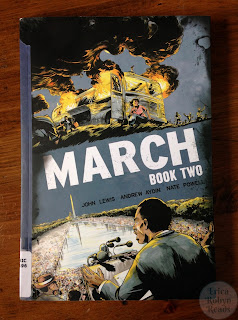 March Book Two cover photo