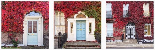 Doors of Dublin Treasure Hunt: #FindDublinDoors_ivy