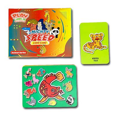 Toko Online Mainan Edukasi, Mighty Speed Card Game, Toko Online, Toko Online Mainan