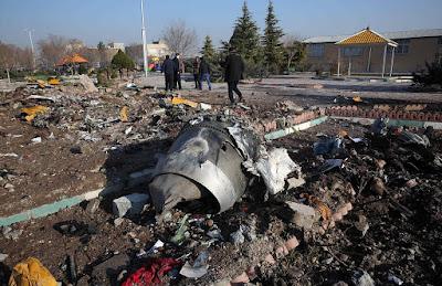 Iran ADMITS shooting down Ukrainian plane that killed all 176 on board