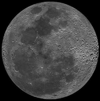 Pengertian bulan. teori pembentukan dan ciri - ciri bulan