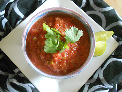 Easy Blender Salsa (Chili's Copycat)