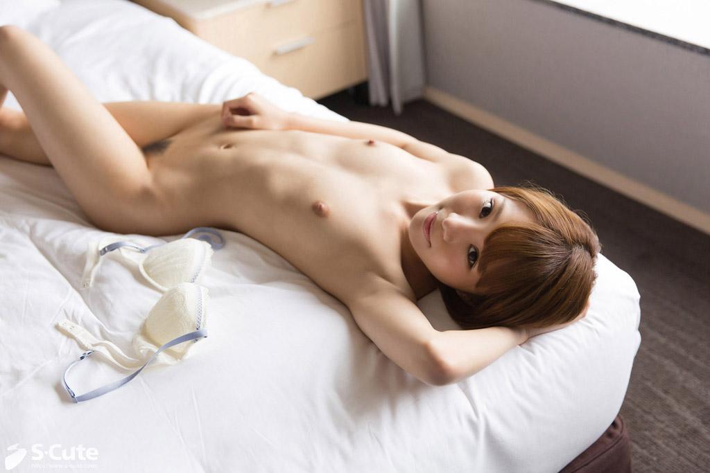 CENSORED S-Cute 534-Kanon #1 爽やか美少女が自然体で感じるセックス, AV Censored