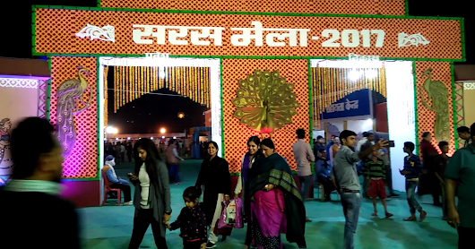 Saras Mela - in detail : places you must visit in Patna