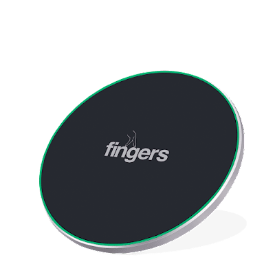 Fingers Wireless Charging Plate