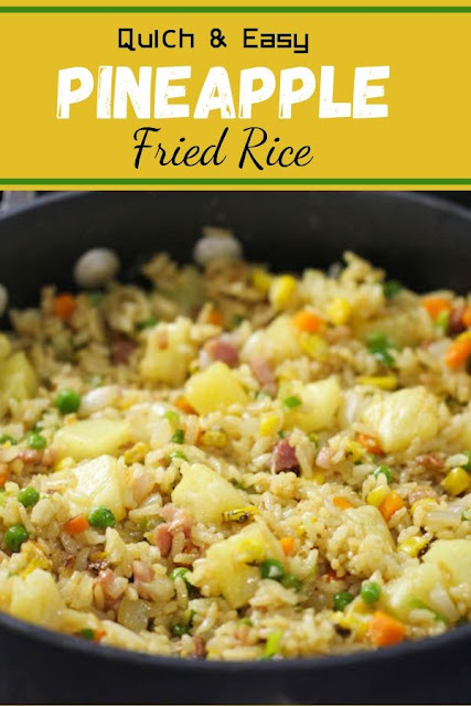 Quісh & Easy Pіnеаррlе Frіеd Rісе #Quісh #& #Easy #Pіnеаррlе #Frіеd #Rісе Healthy Recipes For Weight Loss, Healthy Recipes Easy,