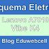 Esquema Elétrico Lenovo A7010 Vibe K4 - Manual de Serviço