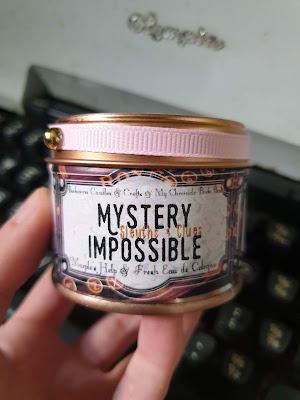 Mystery impossible candle
