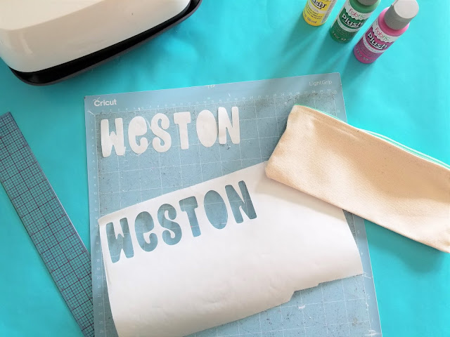 How to Use Freezer Paper Stencils
