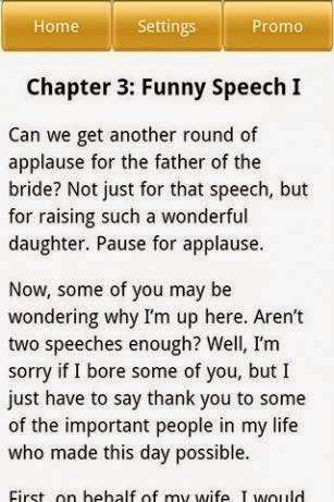 Funny wedding speech from bridesmaid  What is the funniest thing you have ever heard in a