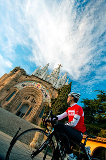 Road cycling Barcelona