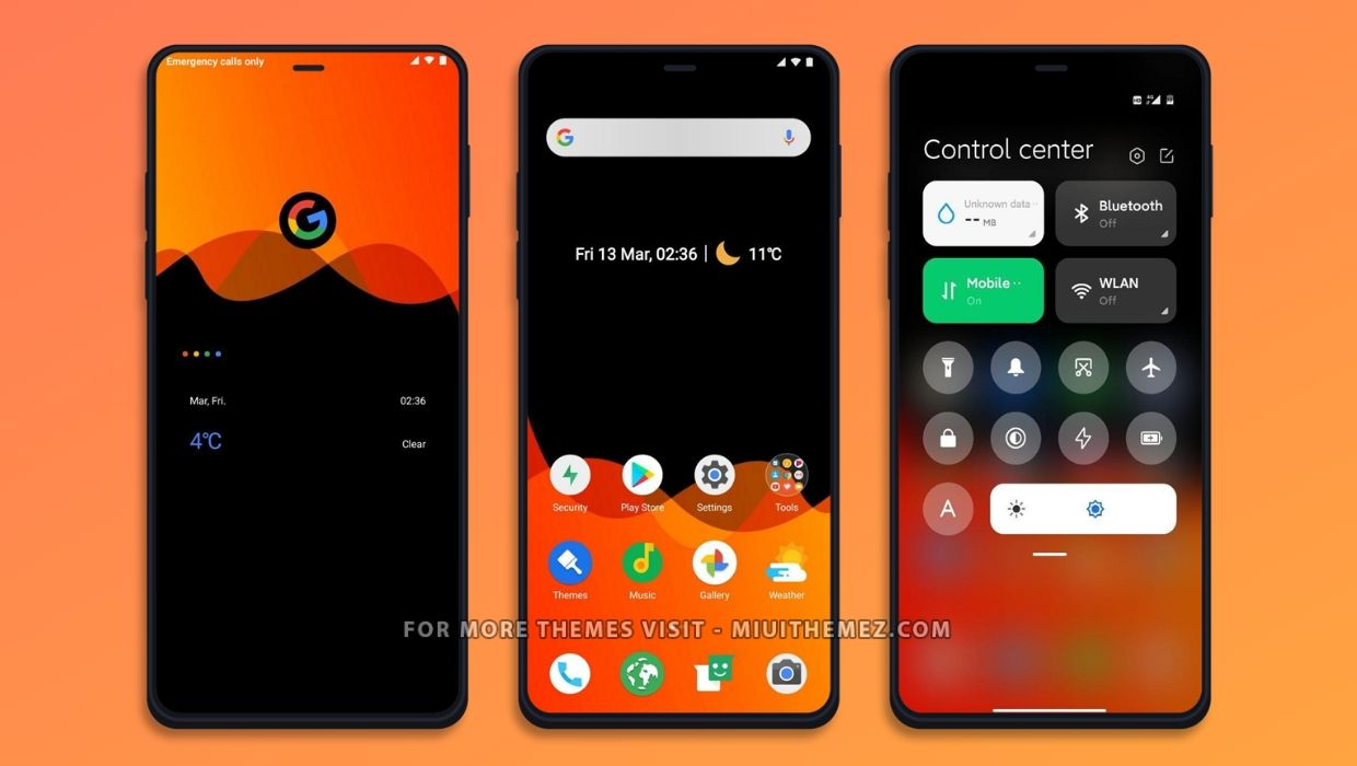 [DOWNLOAD] : Google Pixel 4 v12 MIUI 12 Theme with Official Theme Store Link