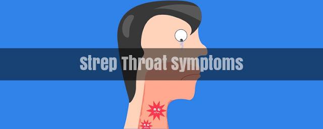 Strep Throat Symptoms