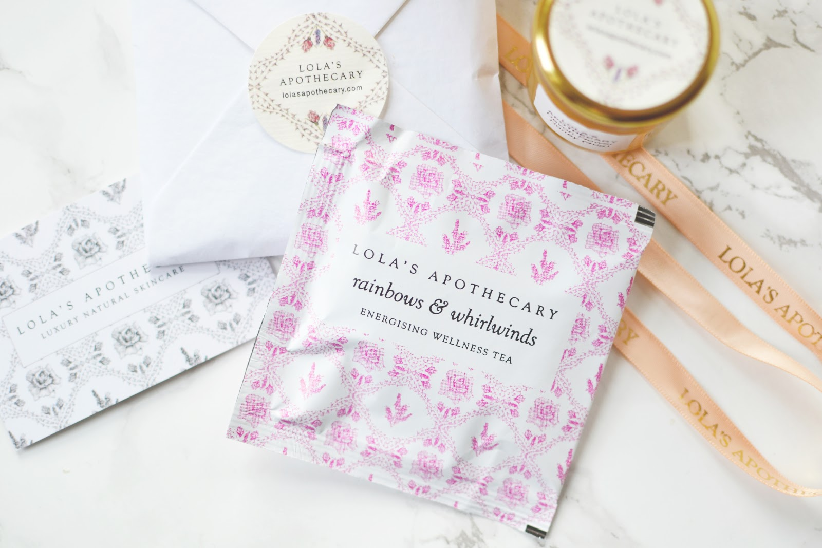 lola's apothecary wellbeing tea