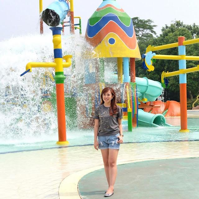 Waterpark Terbesar Di Jawa Barat