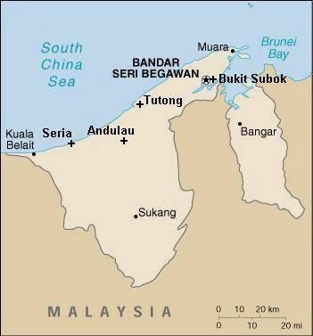 K M ChengTravel Journal Kuala Belait Brunei 2016