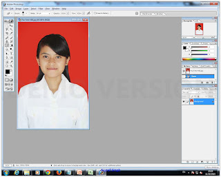 Memisahkan Objek Dari Background Menggunakan Adobe Photoshop.