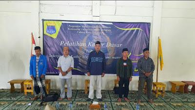 PCNU Bone Bolango Apresiasi Pelaksanaan PKD PMII UNG