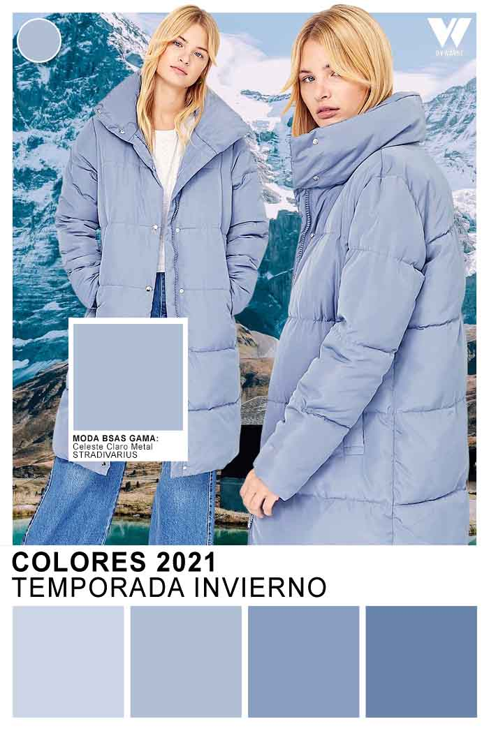 Colores 2021 Temporada Invierno Stradivarius 8