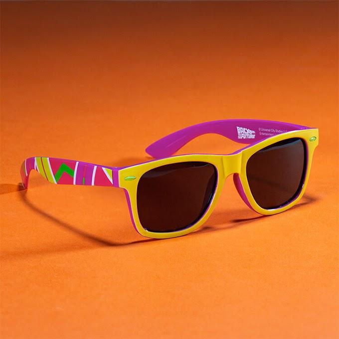 Geniales gafas de sol basadas en la cultura friki para vacilar este verano