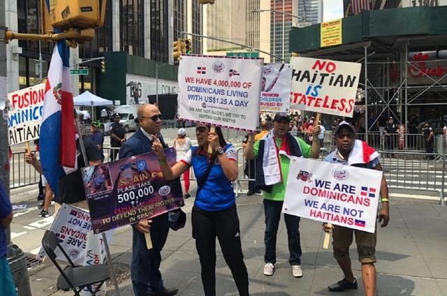 Grupos pro haitianos, volvieron a acusar a los dominicanos de apatría, xenófobos y racistas