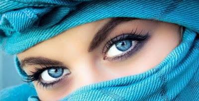 اقتباسات شعرية عن الحسناء والغانية