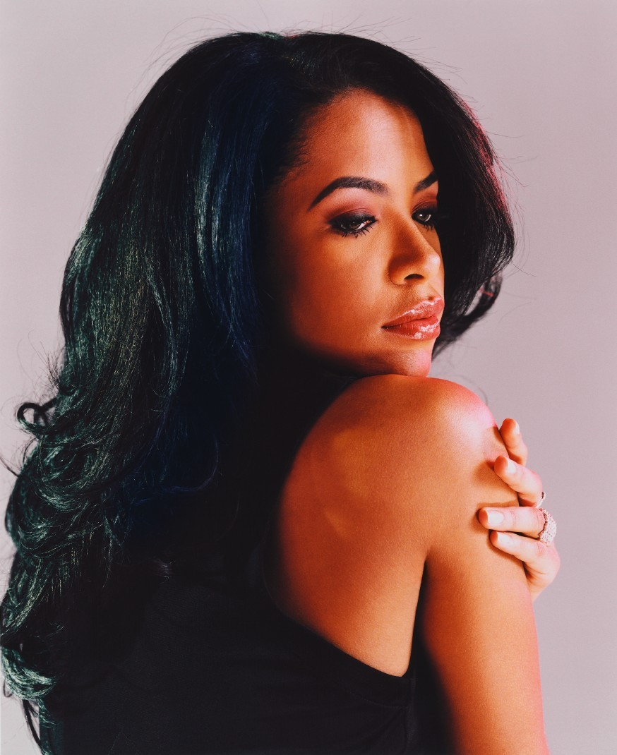 aaliyah - photo #6