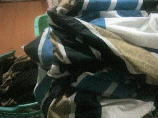 Mencuci Bedcover dengan Ecowash