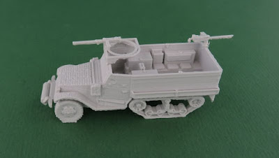 M9 Halftrack picture 1