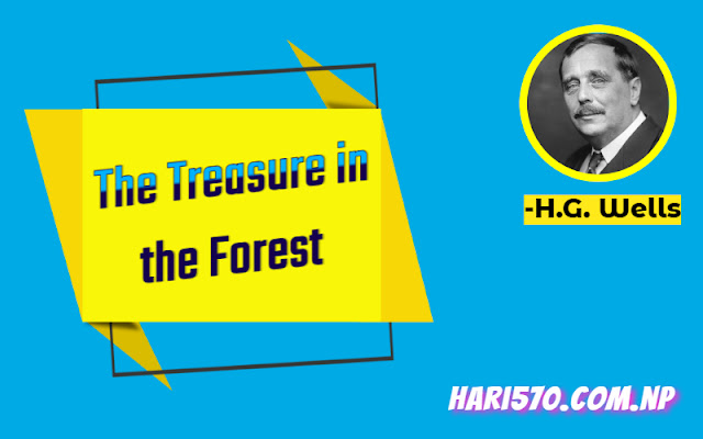 The treasure in the forest questions answers
