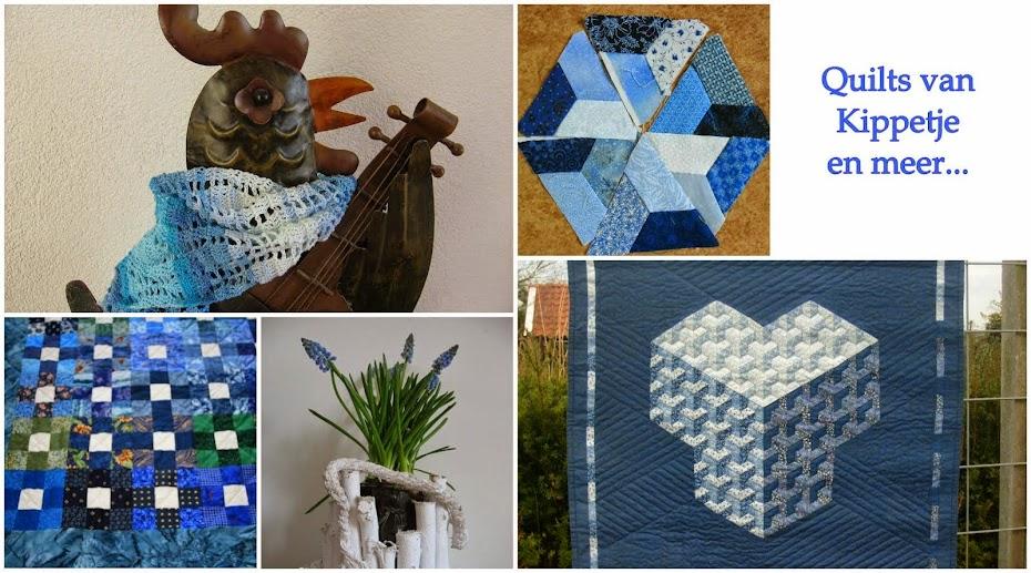 Bekend Quilts van kippetje #FX42
