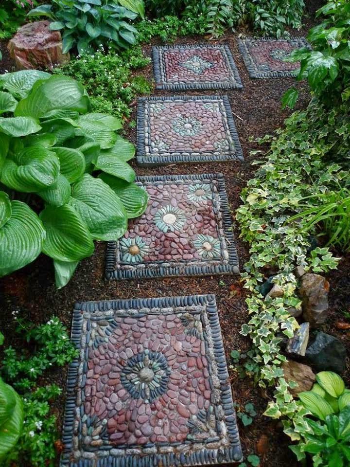 idée jardin   Décoration et créativité