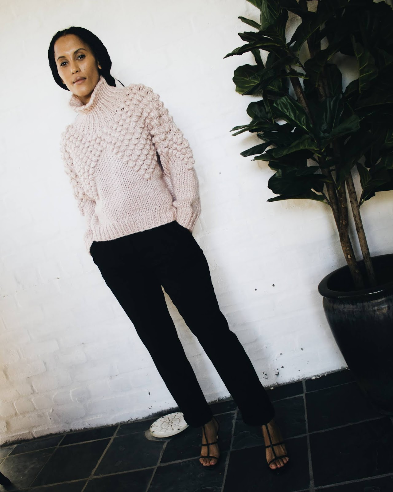 Liezel-Esquire-how-to-style-pom-pom-knit-sweater