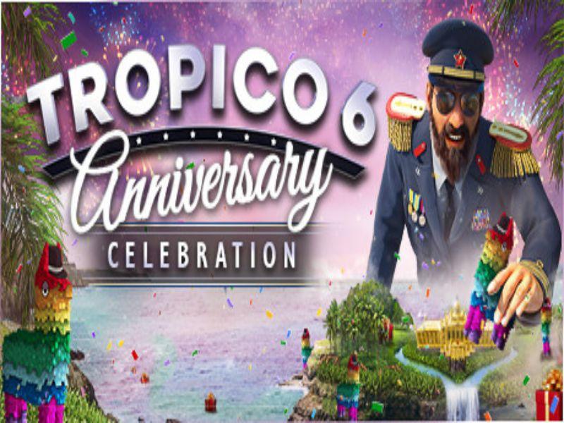 Download Tropico 6 Game PC Free