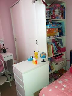 Παιδικό δωμάτιο ολοκληρωμένη λύση ντουλάπα