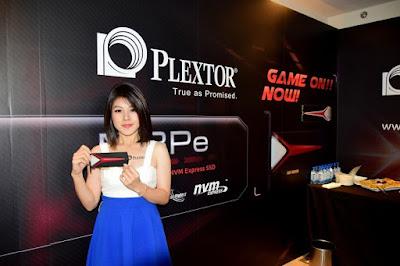 Plextor Computex 2016