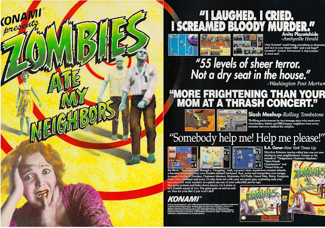 zombies ate my neighbors ad