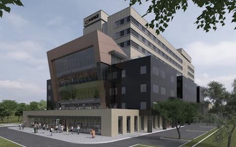 Grupul ungar Kész a predat o clădire de birouri de opt etaje la Cluj-Napoca