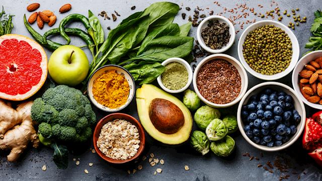 HEALTH BENEFITS OF SUPERFOODS