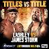 Reporte Impact Wrestling 11-08-2016: Lashley vs Storm En Titles vs Title!