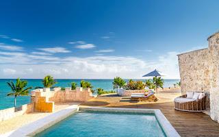Sanctuary Cap Cana Honeymoon penthouse