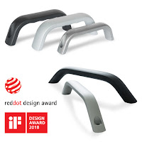 Design Award U handles and Pull Handles