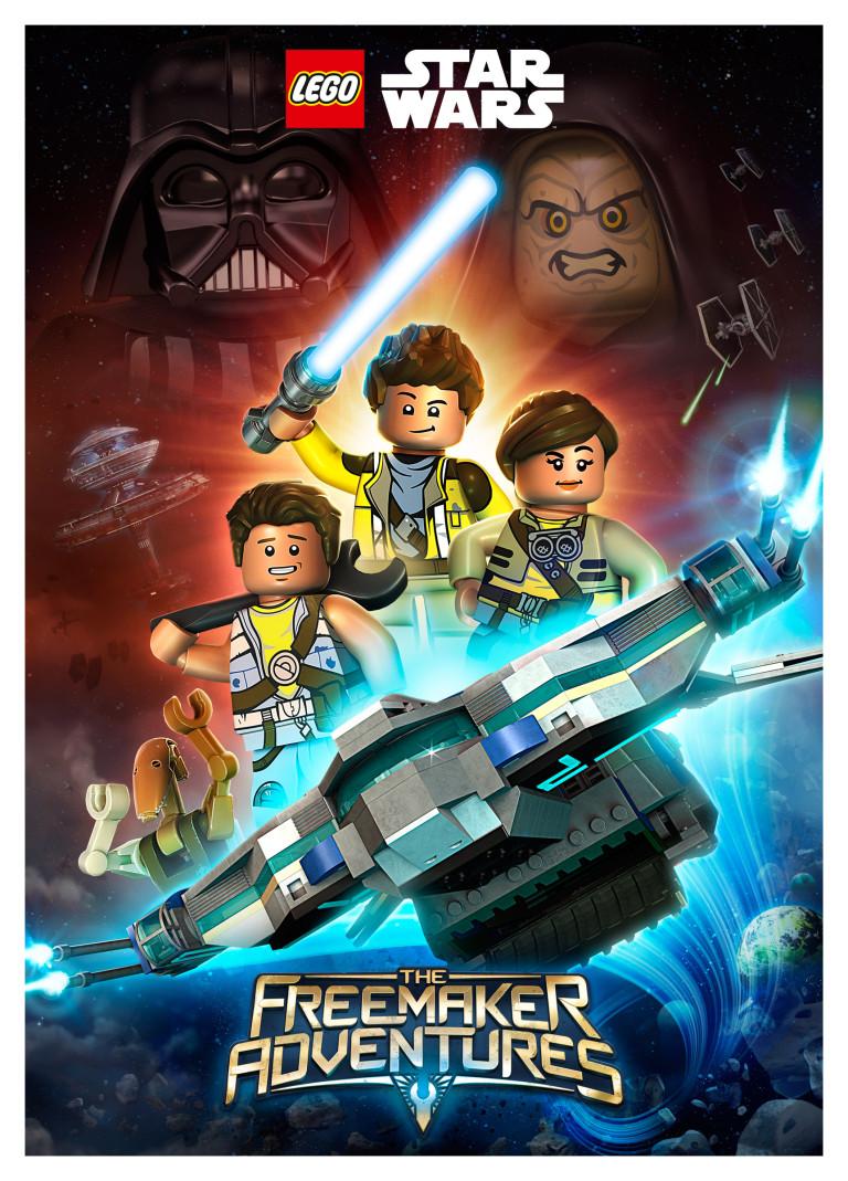Lego Star Wars: The Freemaker Adventures 2016: Season 1- Full (4/8)